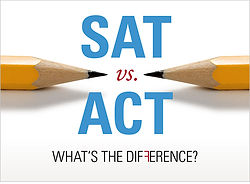 SAT vs ACT What's the difference?