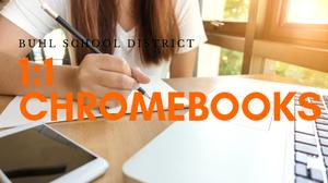 BSD: 1:1 Chromebooks Banner