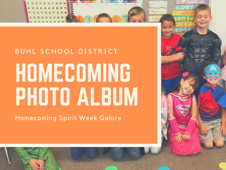Buhl Homecoming Photo Album 2018