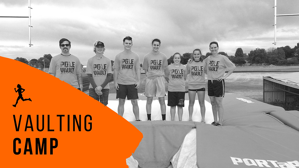Vaulting Camp Banner