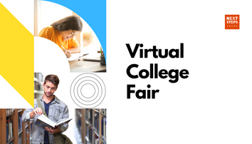 Virtual College Fair Coming Soon!