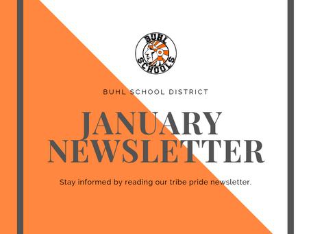 January BSD Newsletter