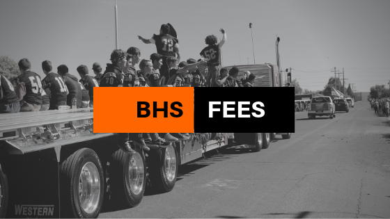 BHS | Fees