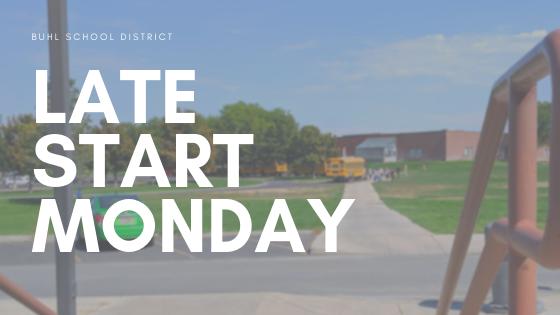 BSD | Late Start Monday