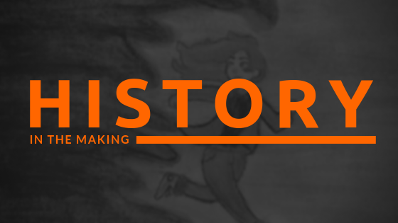 History in the Making: Banner