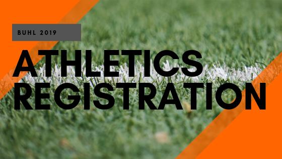 Athletics Registration