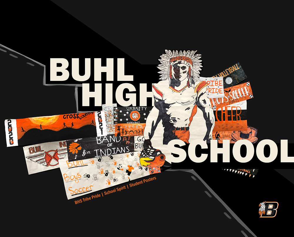 BHS Banner Image of Student Posters