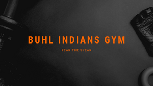 Buhl Indians Gym: Fear the Spear