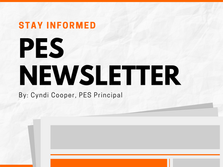 PES | January Newsletter