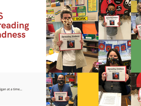 PES Participates in World Kindness Day