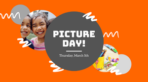 Picture Day! Thursday, March 5th