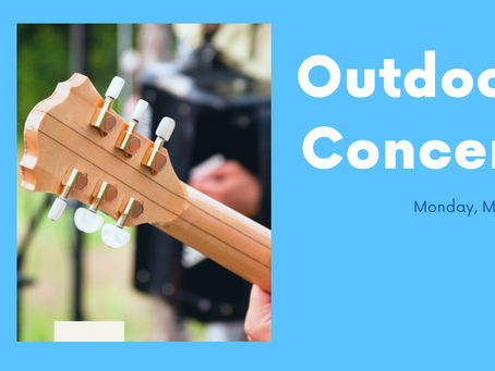 Outdoor Concert | May 10th