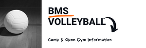 BMS Volleyball | Banner Image