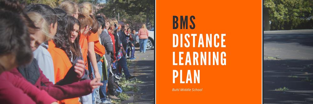 HEADER | BMS Distance Learning Plan | Buhl Middle School
