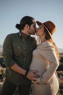 Embarazo de Vanesa  fotografia