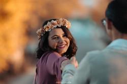 Irene e ismael Embarazada
