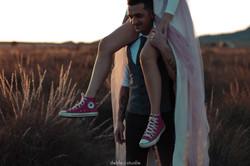fotógrafos de boda en Cieza Pilar y Ange