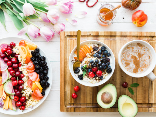Alimentação e felicidade... Será que estão relacionados?