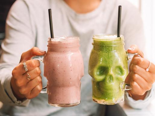 Refrigerantes, néctares, sumos e smoothies: qual opção é a melhor?