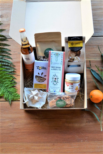 Brain Food Box