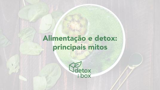 Food and detox: main myths