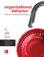 Organizational Behavior: A Practical, Problem-Solving Approach, 2e (book cover)