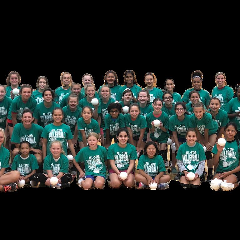 Volleyball Camp 5th - 8th grade