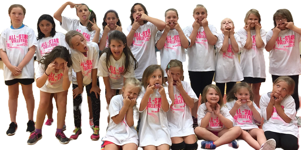 Volleyball Camp K - 4th grade