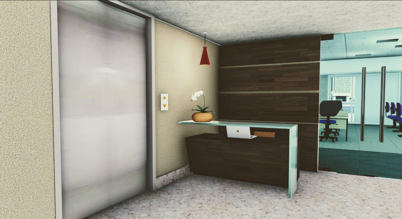 Projeto de escritório