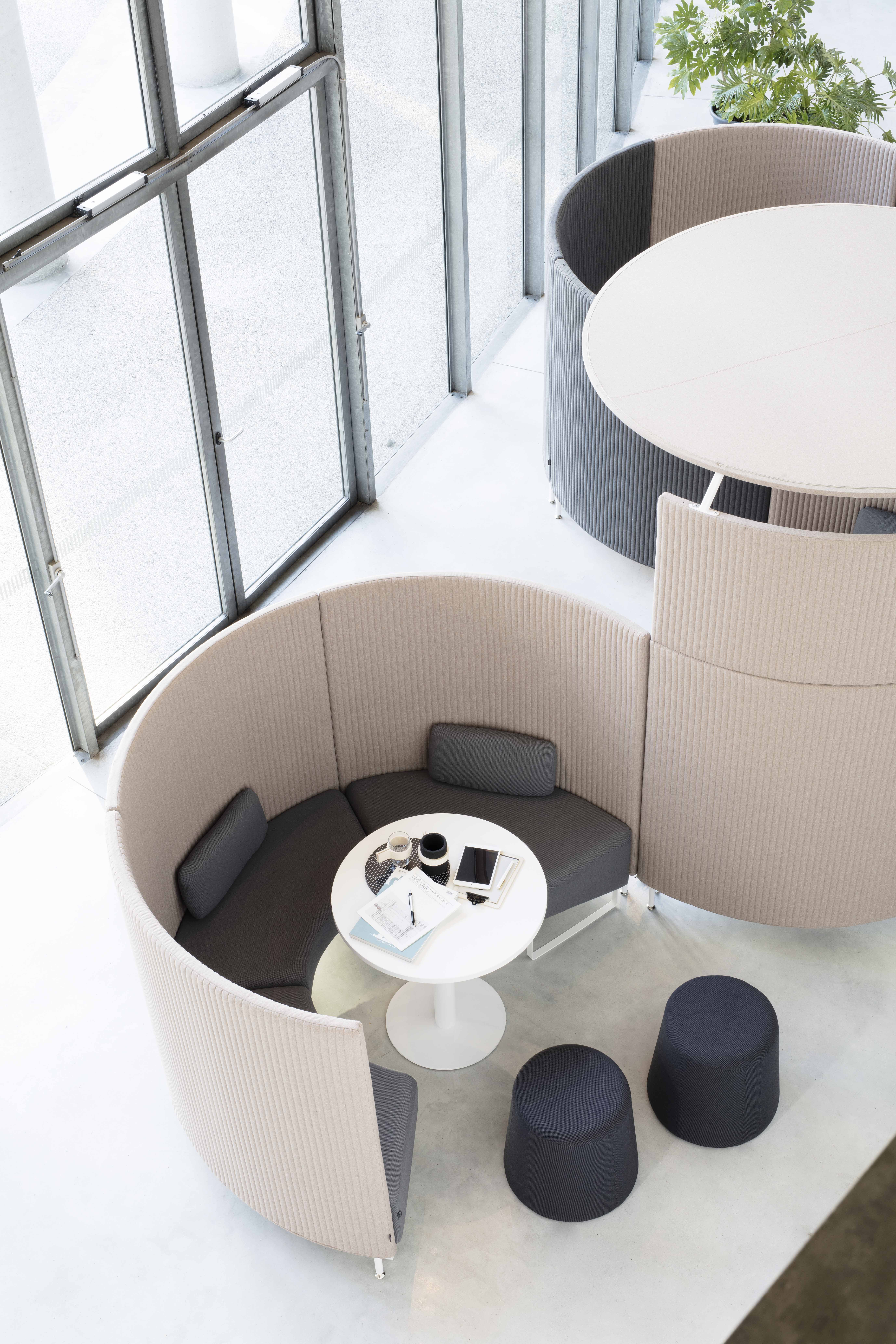 Acoustic modules and Sofas