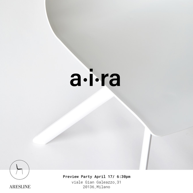a•i•ra preview party - MDW Ares Line