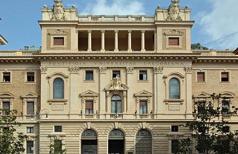 gregoriana in rome italy - photo#9