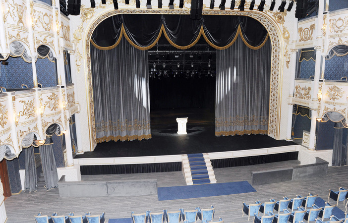Stage Curtains and Draperies