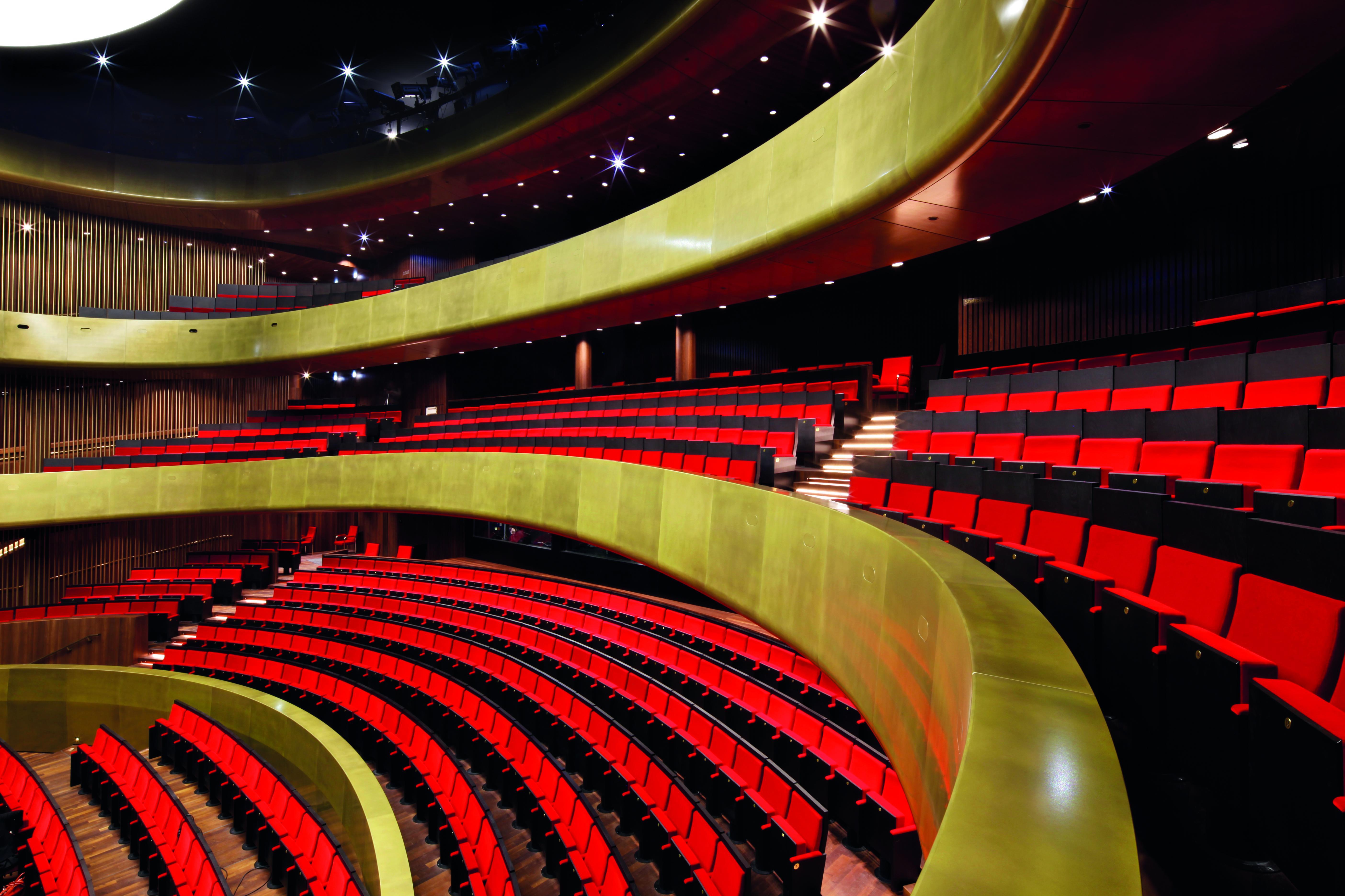 Musiktheater, Linz