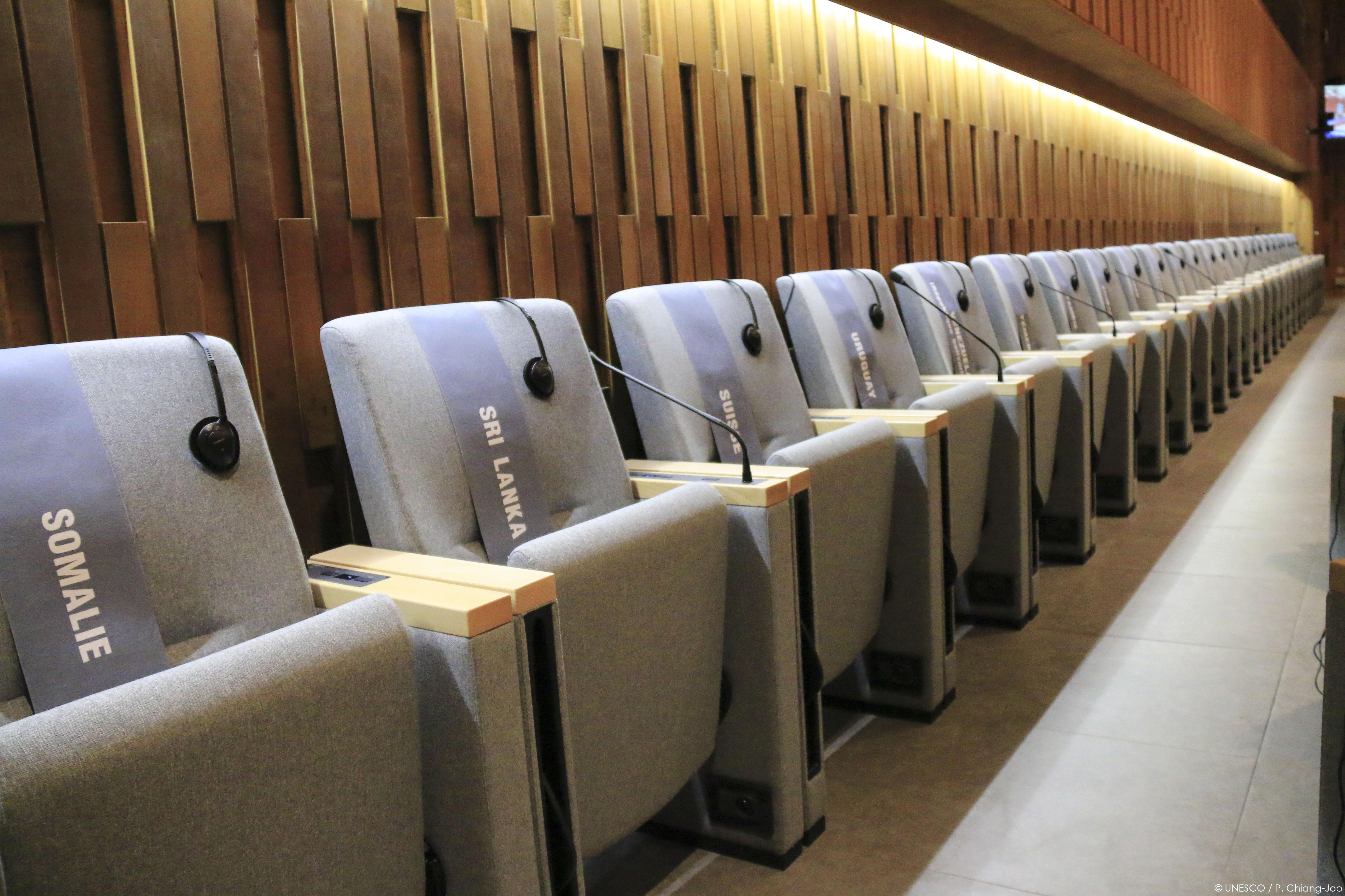 Unesco - Salle X