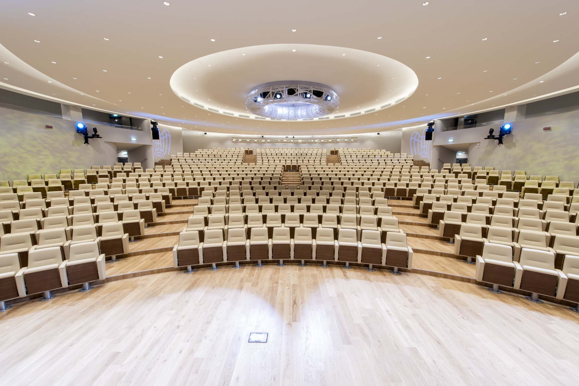 Theaters and Congress Halls