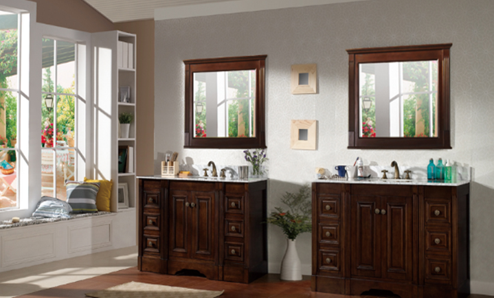 Traditional Modular Vanity System