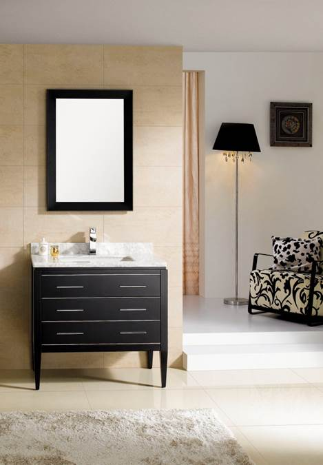 Contemporary Single Vanity
