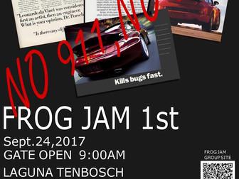 FROG JAM 1st