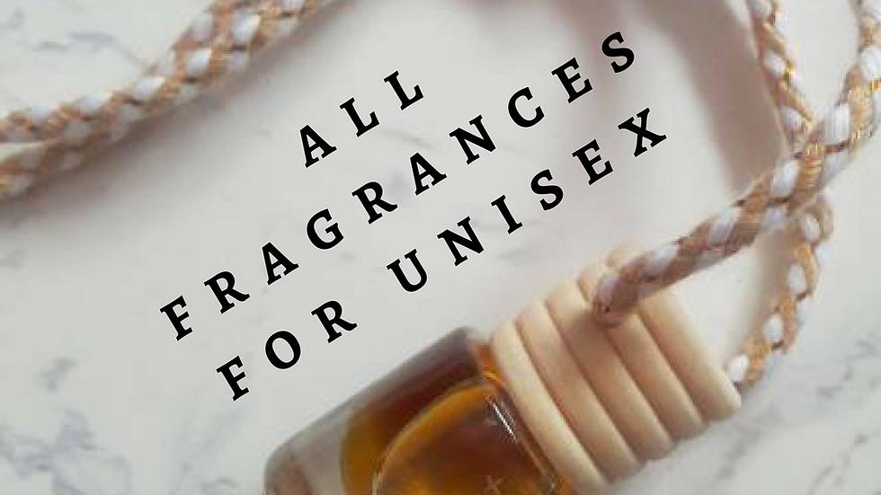 Luxury Designer Inspired Hanging Car Perfume Oil DiffuserFreshner