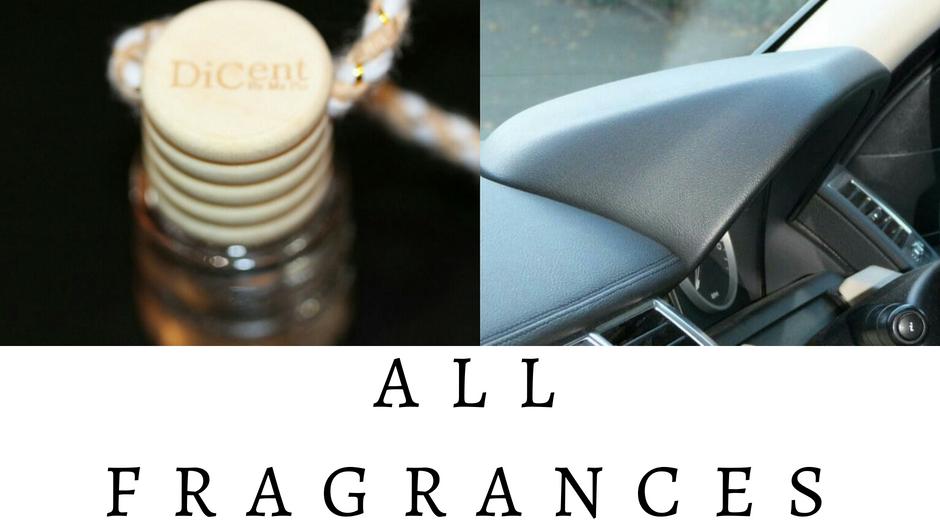 Luxury Designer Inspired Hanging Car Perfume Oil Diffuser Freshener
