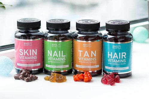 Beauty Bear vitamines