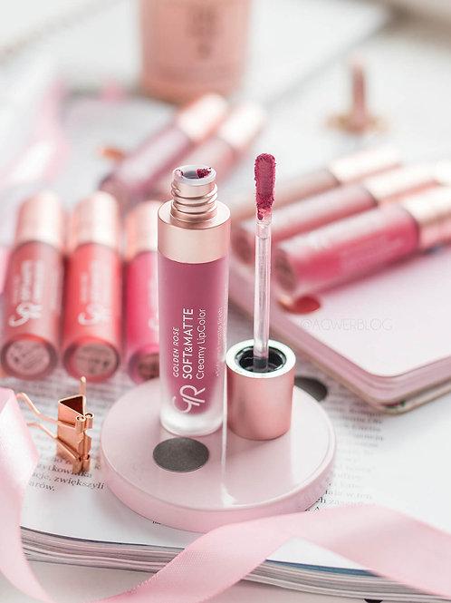 Soft & Matte creamy Lipcolour
