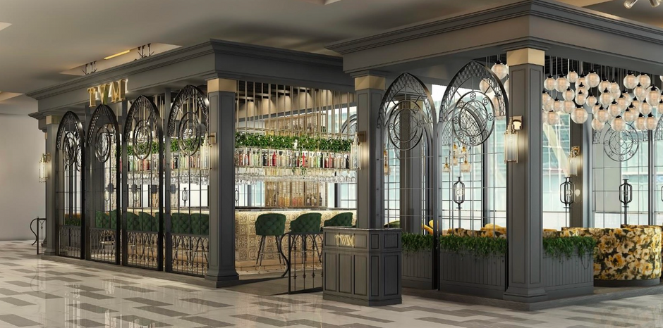 THE VIRGIN MARY BAR, announces its first international franchise in the UAE's capital Abu Dhabi