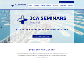 Welcome to the New JCA Medical Seminars