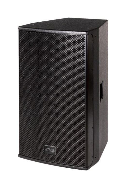 STARK AUDIO LX-15, 1000W 15'' 2 WAY LOAD SPEAKER