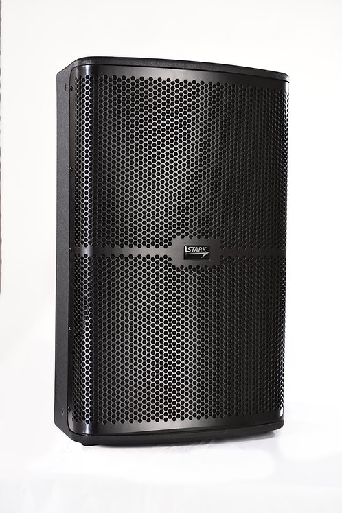 STARK AUDIO LK-152A, 500W-2000W 15'' 2 WAY ACTIVE LOAD SPEAKER