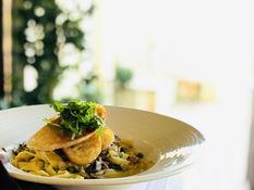 Waterside Garden - Pasta dish