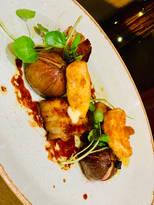Figs & Camembert