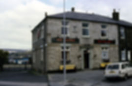The Railway Pub, Littleborough